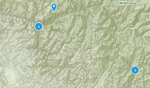 Beste Campingrouten in der Nähe von Elk City, Idaho   AllTrails