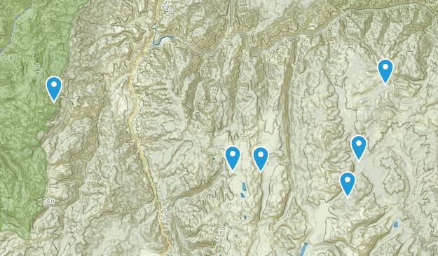 Riggins, Idaho Wildlife Map