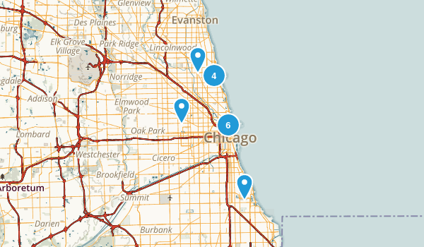 Chicago Illinois Map State Chicago Illinois Map Chicago Where Is - Illinois on the map of usa