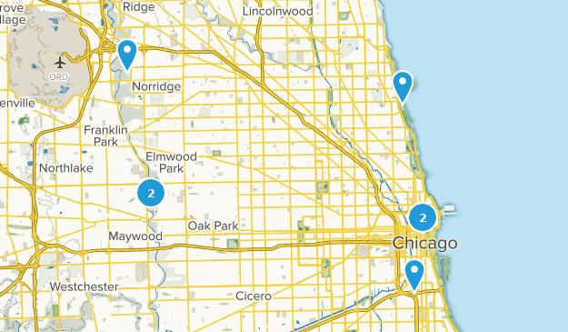Beste Flusswege in der Nähe von Chicago, Illinois   AllTrails