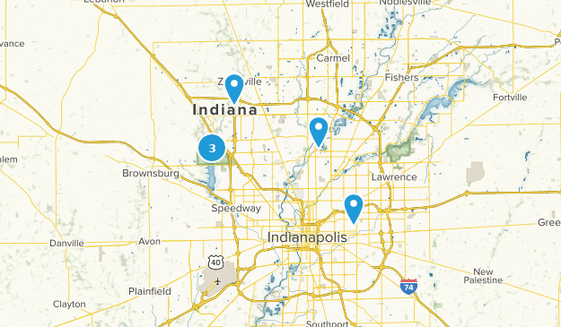 Best Fishing Trails Near Indianapolis Indiana Alltrails - Indianapolis-in-us-map
