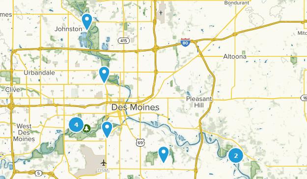 Beste Vogelbeobachtungswege in der Nähe von Des Moines, Iowa ...
