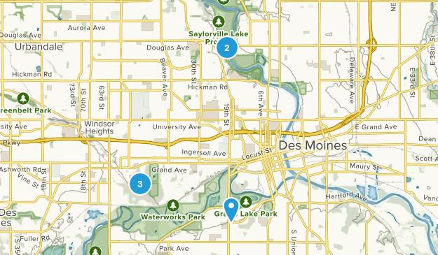 Best Trail Running Trails near Des Moines, Iowa | AllTrails