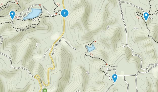 Fairdale, Kentucky Nature Trips Map