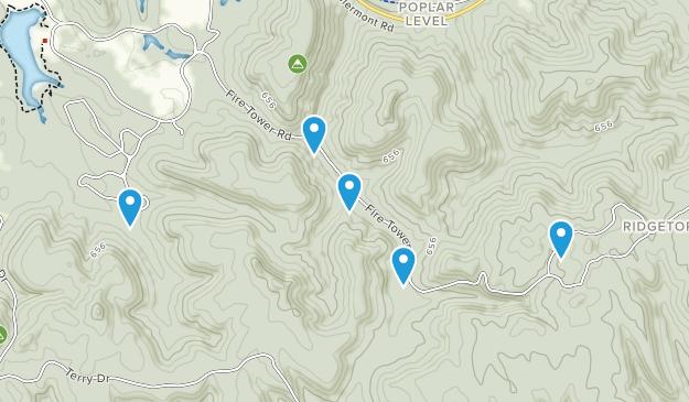 Lebanon Junction, Kentucky Nature Trips Map