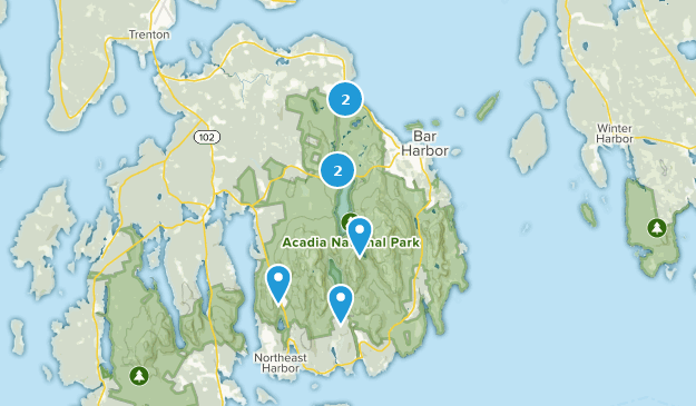 Best Mountain Biking Trails near Bar Harbor, Maine | AllTrails on east coast maine map, maine county map, bath maine map, kennebunkport maine map, ogunquit maine map, maine hotel map, newagen maine map, brunswick maine map, state of maine map, booth bay maine map, bangor maine map, castine maine map, portland maine map, national harbor map, blue hill maine map, southwest harbor maine map, airports in maine map, mount desert island maine map, acadia national park maine map, bucksport maine map,