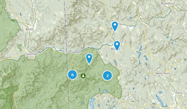 Best Forest Trails Near Bethel Maine Alltrails