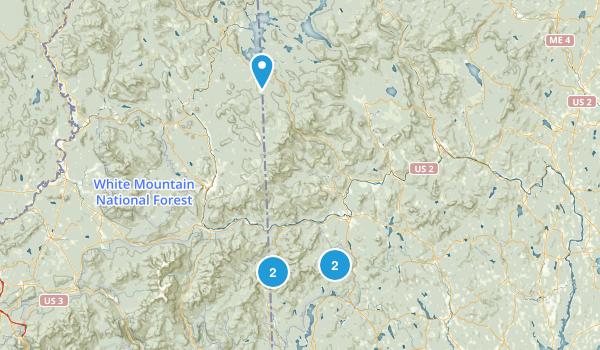 Bethel, Maine Kid Friendly Map