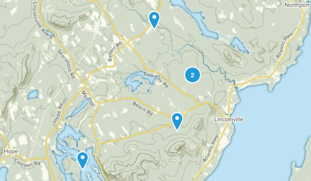 Best Kid Friendly Trails Near Lincolnville Maine Alltrails