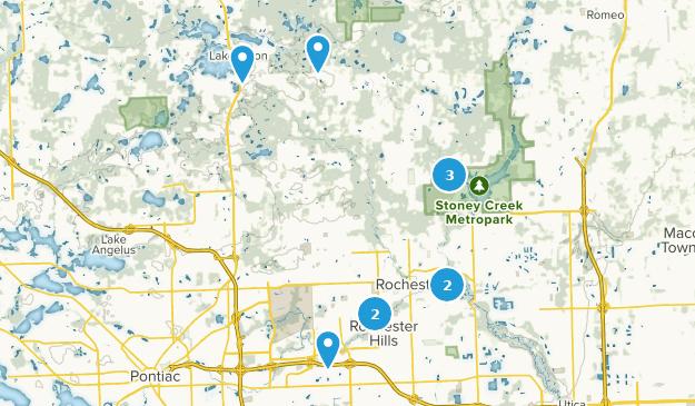 Best Views Trails Near Rochester Michigan Alltrails