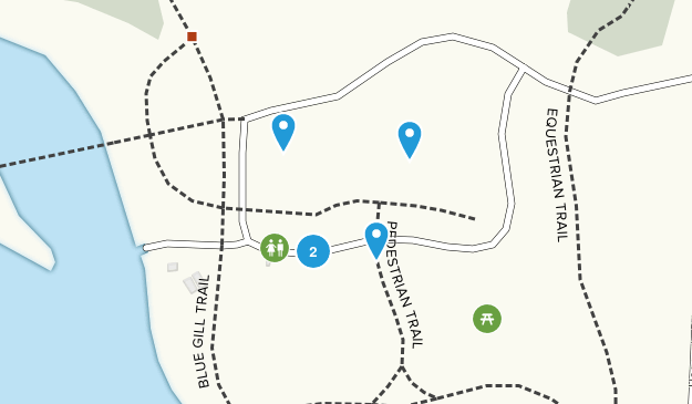Sumpter, Michigan Walking Map