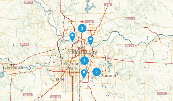Best Natural Trails In The Kansas City Area