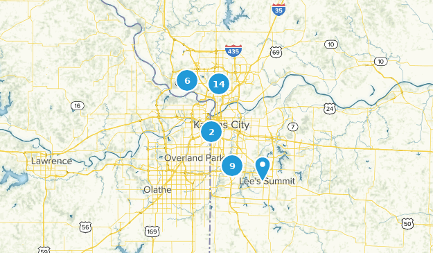 Best Walking Trails Near Kansas City Missouri Alltrails