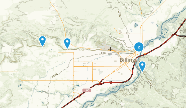 Best Trail Running Trails near Billings Montana AllTrails