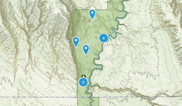 Hillsboro, Montana Wildlife Map