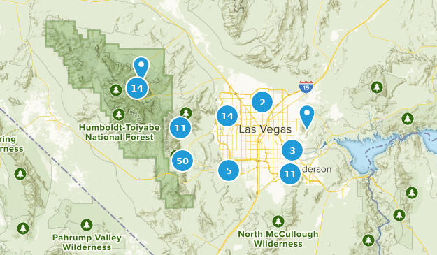 Best Running Trails near Las Vegas, Nevada | AllTrails
