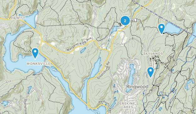 Ringwood, New Jersey Kid Friendly Map