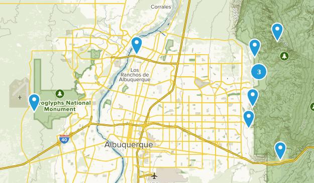Beste Reitwege in der Nähe von Albuquerque, New Mexico ...