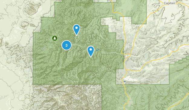 Alto, New Mexico Birding Map