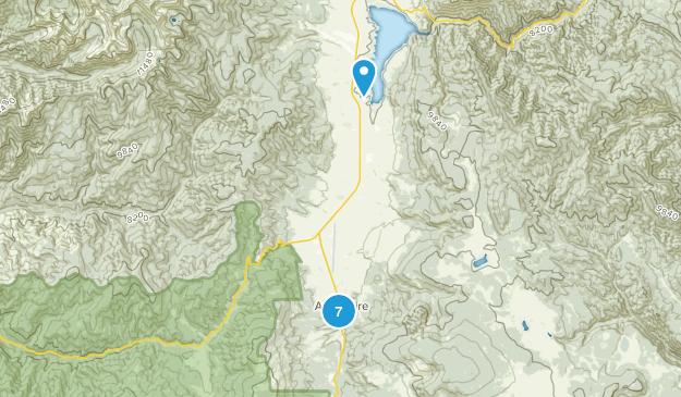 Angel Fire, New Mexico Birding Map