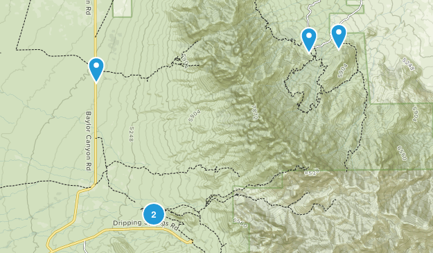 Boyd, New Mexico Views Map