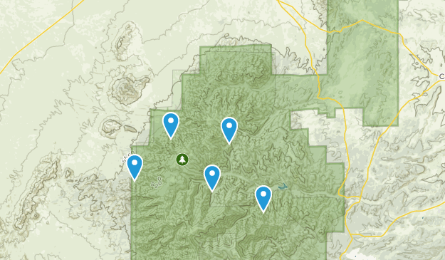 Nogal, New Mexico Dogs On Leash Map