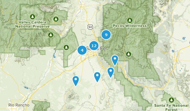 Best Mountain Biking Trails near Santa Fe, New Mexico ...