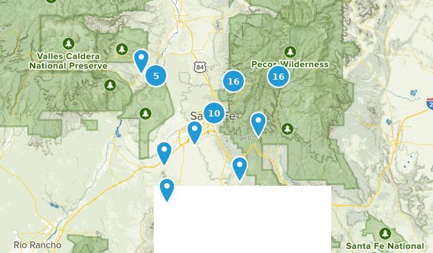 Best Wild Flowers Trails near Santa Fe, New Mexico   AllTrails Santa Fe Ski Map on flagstaff ski map, colorado ski map, taos ski map, pamporovo piste map, new mexico ski map, red river nm map, jackson hole ski map, aspen ski map, red river ski area map, mont tremblant ski map,