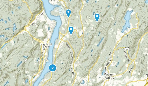 Garrison New York Map.Best Kid Friendly Trails Near Garrison New York Alltrails