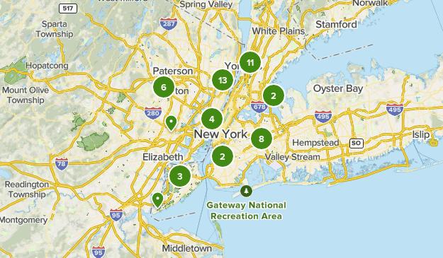 Las Mejores Rutas Por Bosque Cerca De Nueva York Nueva York Alltrails