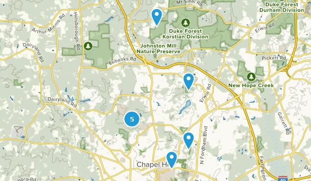 Best Views Trails Near Chapel Hill North Carolina Alltrails