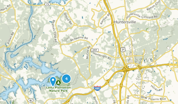 Best Horseback Riding Trails near Huntersville, North