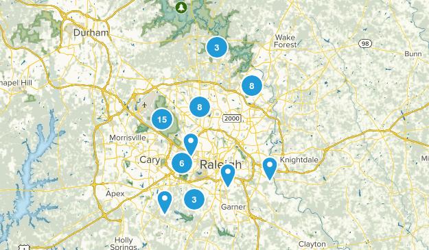 Best Hiking Trails Near Raleigh North Carolina Alltrails