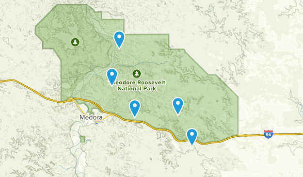 Fairfield, North Dakota Views Map