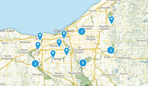 Best River Trails near Cleveland, Ohio | AllTrails on geneva map, cleveland cavaliers, san diego map, state map, ohio map, detroit map, cleveland browns, blairsville ga map, cincinnati map, cuyahoga county map, great lakes map, case western reserve university, florida map, cleveland indians, pittsburgh map, galveston map, atlanta map, kansas city map, clevland on a map, miami map, st. louis map, lake erie, rock and roll hall of fame, pennsylvania map, tampa map, massachusetts map,