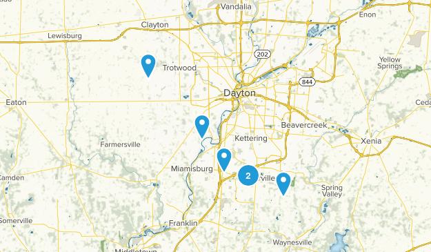 Dayton, Ohio Kid Friendly Map