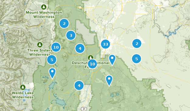 Best Running Trails near Bend, Oregon | AllTrails on central oregon, sunriver village oregon, map of sunriver village, water park sunriver resort oregon, printable maps of oregon, weather sunriver oregon, map of sunriver properties,