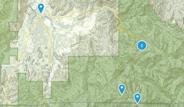 Cave Junction, Oregon Views Map