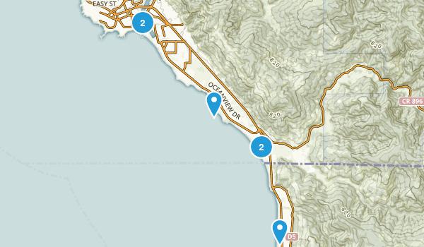 Harbor, Oregon Trail Running Map