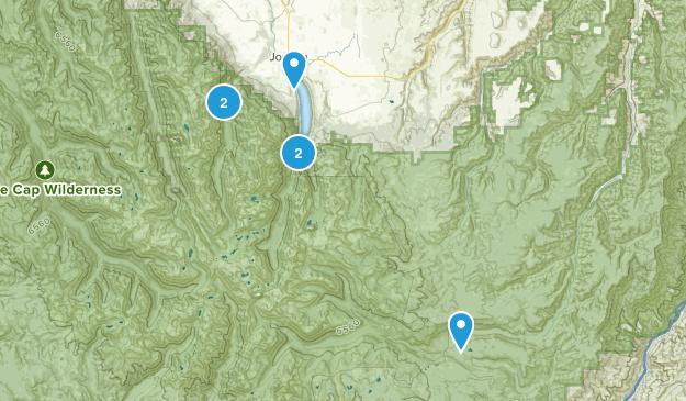 Joseph, Oregon Dog Friendly Map