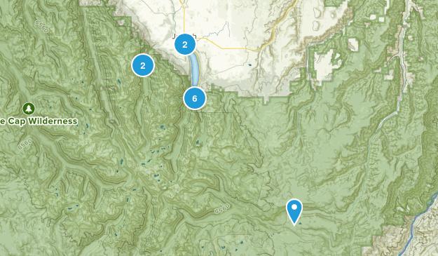 Joseph, Oregon Views Map