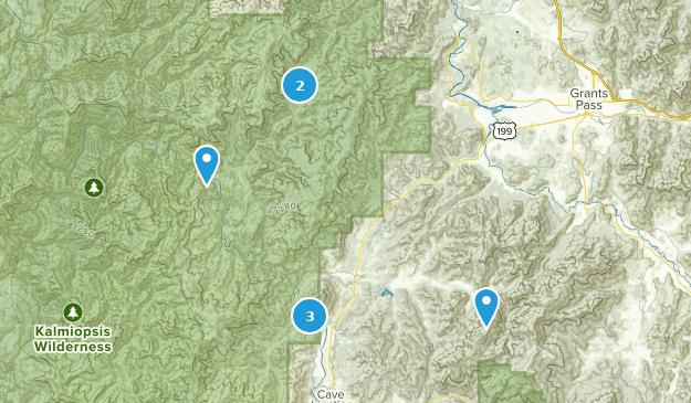 Best Hiking Trails Near Selma Oregon Alltrails