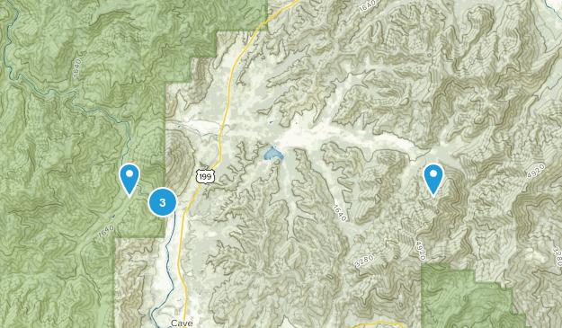 Selma, Oregon Nature Trips Map
