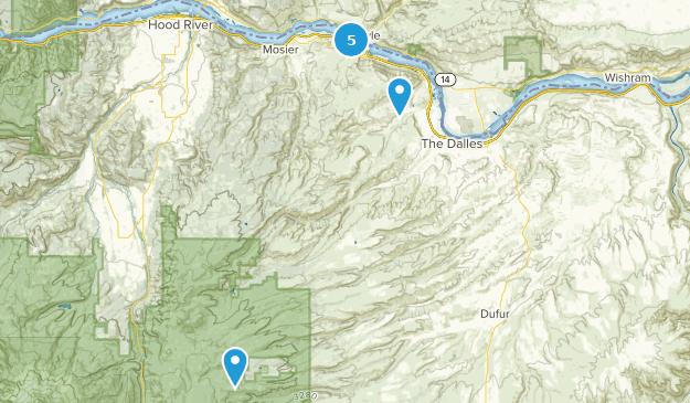 Best Views Trails Near The Dalles Oregon Alltrails