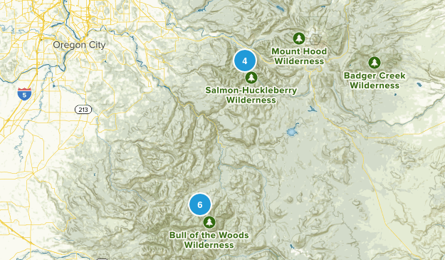 Welches, Oregon Birding Map