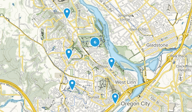 Best Trail Running Trails Near West Linn Oregon Alltrails