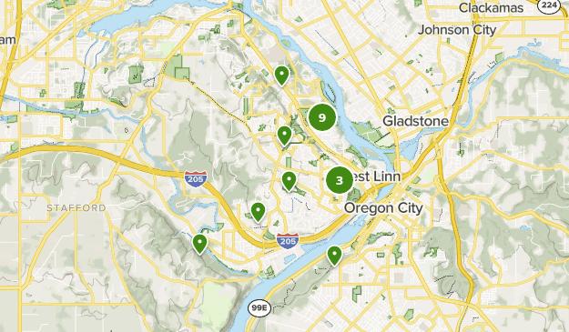 west linn oregon map Best Walking Trails Near West Linn Oregon Alltrails west linn oregon map