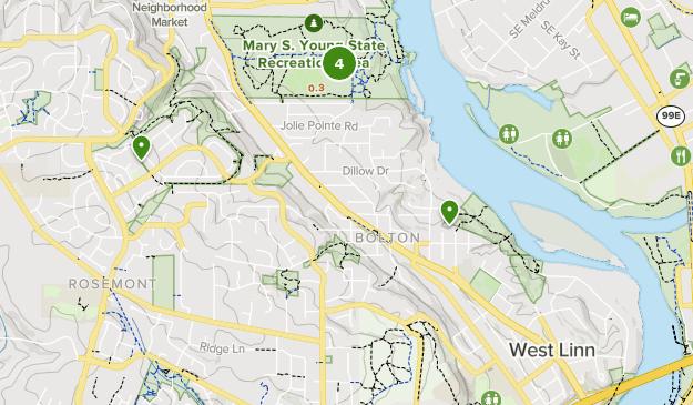 west linn oregon map Best Wildlife Trails Near West Linn Oregon Alltrails west linn oregon map