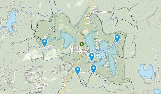 Greentown, Pennsylvania Kid Friendly Map