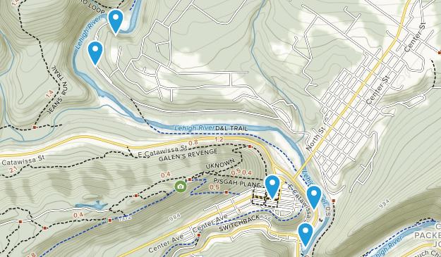 Best Mountain Biking Trails near Jim Thorpe, Pennsylvania | AllTrails